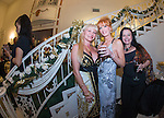 Cosmopolitan Connection host reception at Hartland Mansion which is a 31,000 sq feet Estate in Las Vegas for special events and banquets.