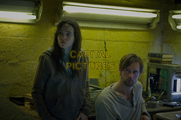 ELLEN PAGE, ALEXANDER SKARSGARD<br /> in The East (2013)<br /> *Filmstill - Editorial Use Only*<br /> CAP/FB<br /> Image supplied by Capital Pictures