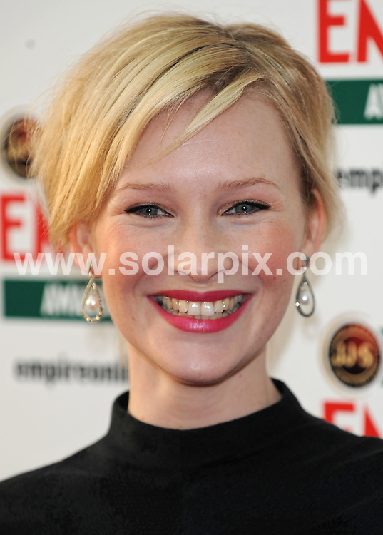 **ALL ROUND PICTURES FROM SOLARPIX.COM**.**WORLDWIDE SYNDICATION RIGHTS**.arrivals for The Empire Film Awards, Grosvenor House Hotel, London, UK. 29 March 2009..This pic: Joanna Page..JOB REF:  8740 SSD     DATE: 29_03_2009.**MUST CREDIT SOLARPIX.COM OR DOUBLE FEE WILL BE CHARGED**.**ONLINE USAGE FEE GBP 50.00 PER PICTURE - NOTIFICATION OF USAGE TO PHOTO @ SOLARPIX.COM**.**CALL SOLARPIX : +34 952 811 768 or LOW RATE FROM UK 0844 617 7637**