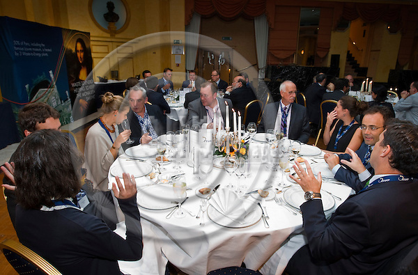 BRUSSELS - BELGIUM - 24 September 2014 -- 7th Confederation of European Waste-to-Energy Plants (CEWEP) Waste-to-Energy Congress 2014 - Local Energy from Local Waste - Affordable, Secure & Sustainable. -- Phoenix Award 2014 dinner. -- PHOTO: Juha ROININEN / EUP-IMAGES