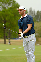 Bryce Easton (RSA) on the 3rd fairway during round 4 of the Australian PGA Championship at  RACV Royal Pines Resort, Gold Coast, Queensland, Australia. 22/12/2019.<br /> Picture TJ Caffrey / Golffile.ie<br /> <br /> All photo usage must carry mandatory copyright credit (© Golffile   TJ Caffrey)