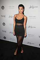LOS ANGELES, CA - MAY 4: Kourtney Kardashian, at the Syrian American Medical Society benefit event hosted by Amber Heard at The Sofitel Hotel in Los Angeles, California on May 4, 2018. Credit: Faye Sadou/MediaPunch