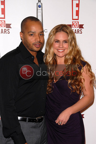 Donald Faison<br /> at E!'s 20th Birthday Bash Celebrating Two Decades of Pop Culture, The London, West Hollywood, CA. 05-24-10<br /> David Edwards/DailyCeleb.Com 818-249-4998