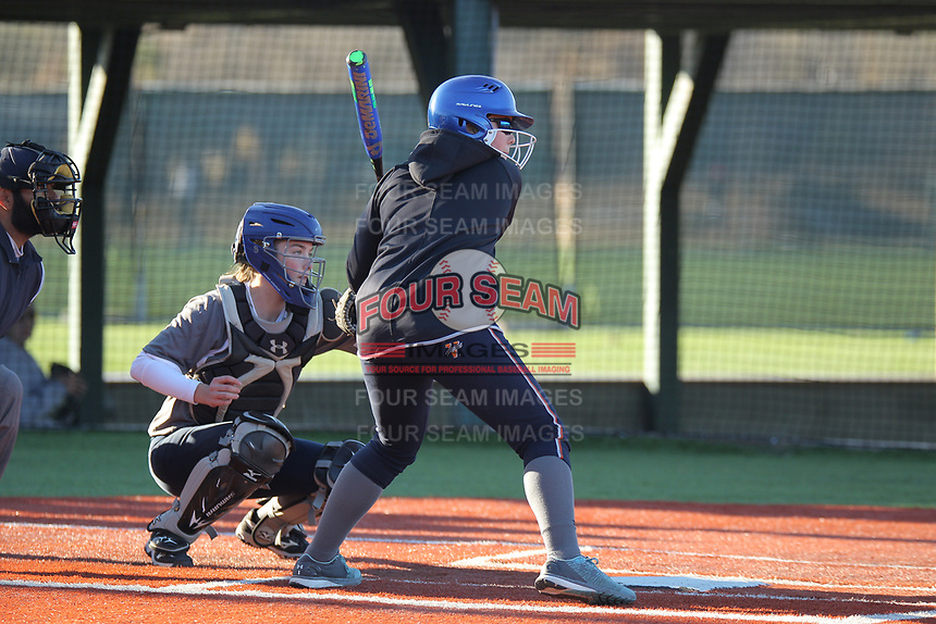 Softball Factory All-America Pre-Season Tournament, powered by Under Armour, on January 14, 2018 at ScrapYard Sports Complex in Conroe, Texas. (Mike Janes/Four Seam Images) Softball Factory All-America Pre-Season Tournament, powered by Under Armour, on January 14, 2018 at ScrapYard Sports Complex in Conroe, Texas. (Erik Williams/Four Seam Images)