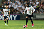 Tottenham Hotspur midfielder Georges-Kevin Nkoudou (R) in action during the Friendly match between Kitchee SC and Tottenham Hotspur FC at Hong Kong Stadium on May 26, 2017 in So Kon Po, Hong Kong. Photo by Man yuen Li  / Power Sport Images