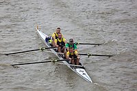 Crew: 110   London   D 4+<br /> <br /> Veteran Fours Head 2017<br /> <br /> To purchase this photo, or to see pricing information for Prints and Downloads, click the blue 'Add to Cart' button at the top-right of the page.
