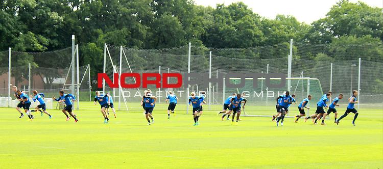 09.08.2013, Sportpark, Berlin, GER, 1.FBL, Hertha BSC , Training, im Bild <br /> <br />               <br /> Foto &copy; nph /  Schulz