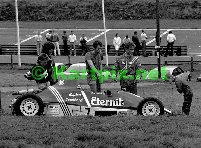 David Coulthard, Formula Ford, Cadwell Park,.