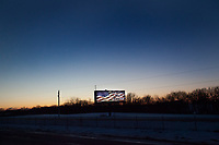 Hwy 41 between Green Bay and Appleton, 2012