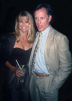 Christy Brinkley James Woods<br /> Photo By John Barrett/PHOTOlink.net /MediaPunch