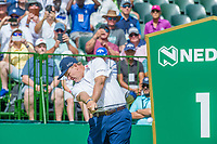 \Ernie Els (RSA) during the first round at the Nedbank Golf Challenge hosted by Gary Player,  Gary Player country Club, Sun City, Rustenburg, South Africa. 14/11/2019 <br /> Picture: Golffile | Tyrone Winfield<br /> <br /> <br /> All photo usage must carry mandatory copyright credit (© Golffile | Tyrone Winfield)