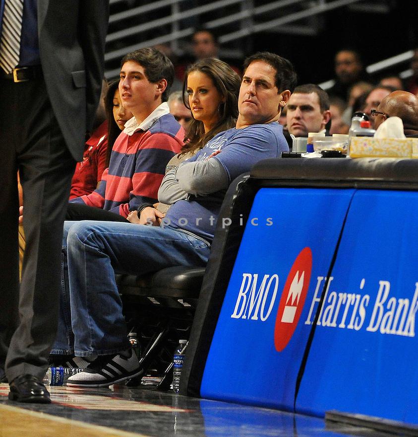 Dallas Mavericks Mark Cuban (OW)