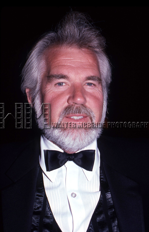 Kenny Rogers and Marianne Rogers on September 1, 1985 in New York City