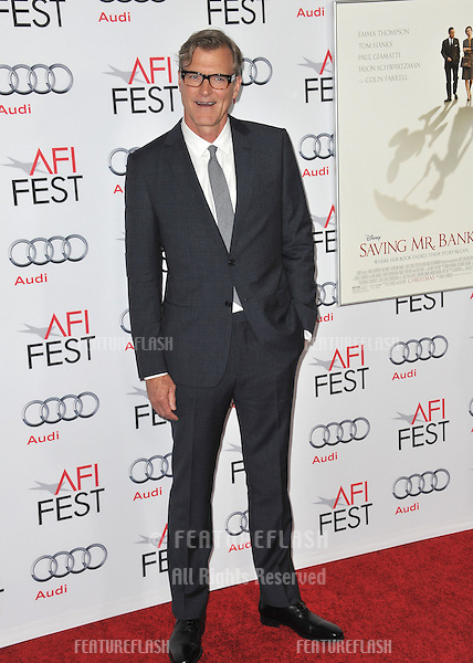 Director John Lee Hancock at the premiere of his movie &quot;Saving Mr Banks&quot;, the opening movie of the AFI FEST 2013, at the TCL Chinese Theatre, Hollywood.<br /> November 7, 2013  Los Angeles, CA<br /> Picture: Paul Smith / Featureflash