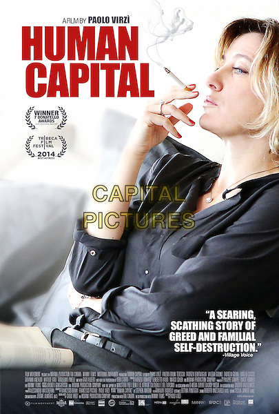 AMERICAN POSTER ART<br /> in Human Capital (2013) <br /> (Il capitale umano)<br /> *Filmstill - Editorial Use Only*<br /> CAP/FB<br /> Image supplied by Capital Pictures