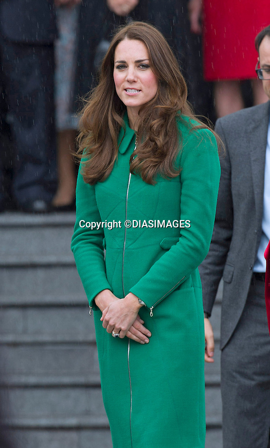 KATE AND PRINCE WILLIAM<br /> visited Cambridge Town Hall and laid roses at the War Memorial, when they visited the town that bears the same name as their title_11/04/2014<br /> Mandatory Photo Credit: &copy;Dias/DiasImages<br /> <br /> **ALL FEES PAYABLE TO: &quot;NEWSPIX INTERNATIONAL&quot;**<br /> <br /> PHOTO CREDIT MANDATORY!!: NEWSPIX INTERNATIONAL(Failure to credit will incur a surcharge of 100% of reproduction fees)<br /> <br /> IMMEDIATE CONFIRMATION OF USAGE REQUIRED:<br /> Newspix International, 31 Chinnery Hill, Bishop's Stortford, ENGLAND CM23 3PS<br /> Tel:+441279 324672  ; Fax: +441279656877<br /> Mobile:  0777568 1153<br /> e-mail: info@newspixinternational.co.uk