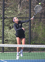 Girls Tennis vs. Carmel 4-21-15
