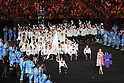 Japan team group (JPN),<br /> SEPTEMBER 7, 2016 : Opening Ceremony at Maracana <br /> during the Rio 2016 Paralympic Games in Rio de Janeiro, Brazil. <br /> (Photo by AFLO SPORT)