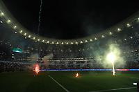 Wanda Metropolitano stadium view