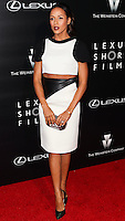 LOS ANGELES, CA, USA - JULY 30: Actress Dania Ramirez arrives at the 2nd annual Lexus Short Films 'Life Is Amazing' presented by The Weinstein Company and Lexus held at Regal Cinemas L.A. Live on July 30, 2014 in Los Angeles, California, United States. (Photo by Celebrity Monitor)