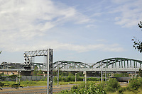 - Milano, scalo ferroviario dismesso e stazione di San Cristoforo<br /> <br /> - Milan railway yard decommissioned and station of <br /> St. Cristoforo