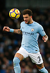 Kyle Walker of Manchester City during the premier league match at the Etihad Stadium, Manchester. Picture date 3rd December 2017. Picture credit should read: Andrew Yates/Sportimage
