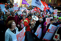 Bust the budget rally, Sydney 06.07.14