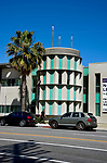 Former headquarters of Hanna Barbera is now an apartment building in Studio City, CA