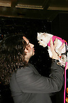 Constantine Maroulis - Bold & The Beautiful and American Idol and puppy at the First Annual StarPet 2008 Awards Luncheon as dogs and cats compete for a career in showbusiness on November 10, 2008 at the Edison Ballroom, New York, New York. The event benefitted Bideawee and NY SAVE. (Photo by Sue Coflin/Max Photos