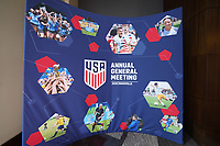 NASHVILLE, TN - FEBRUARY 14: Nashville, TN - Friday February 14, 2020: U.S. Soccer's Annual General Meeting (AGM) at the Omni Hotel in Nashville, TN at Omni Hotel on February 14, 2020 in Nashville, Tennessee.