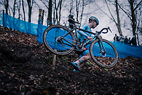 ISERBYT Eli (BEL/Marlux-Bingoal)<br /> <br /> Brussels Universities Cyclocross (BEL) 2019<br /> Elite Men's Race<br /> DVV Trofee<br /> &copy;kramon