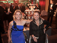 01-06-10, Tennis, France, Paris, Roland Garros, ITF Awasds dinner,