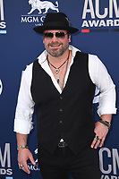 LAS VEGAS, NV - APRIL 7: Lee Brice attends the 54th Annual ACM Awards at the Grand Garden Arena on April 7, 2019 in Las Vegas, Nevada. <br /> CAP/MPIIS<br /> &copy;MPIIS/Capital Pictures