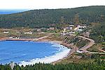 Roads of the Canadian Maritime Provinces of Nova Sotia and Prince <br /> Edward Island.