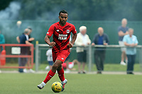 Joe Widdowson of Leyton Orient during Harlow Town vs Leyton Orient, Friendly Match Football at The Harlow Arena on 6th July 2019