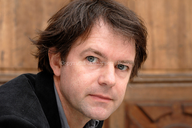 Yannick Haenel, French writer in 2008.