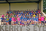 The Keel GAA's kid summer camp was a resounding success with over 70 children in attendance.