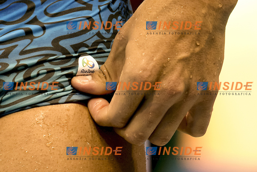 Rio Suite<br /> Traning<br /> Rio de Janeiro 06-08-2016 XXXI Olympic Games <br /> Olympic Aquatics Stadium <br /> Swimming 04/08/2016<br /> Photo Giorgio Scala/Deepbluemedia/Insidefoto