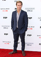 HOLLYWOOD, LOS ANGELES, CA, USA - JULY 14: Nat Faxon at the Los Angeles Premiere Of FX's 'You're The Worst' And 'Married' held at Paramount Studios on July 14, 2014 in Hollywood, Los Angeles, California, United States. (Photo by Xavier Collin/Celebrity Monitor)