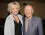 Christine Ebersole and Terrence McNally attends the Dramatists Guild Gala 'Great Writers Thank Their Lucky Stars' at The Edison Ballroom on October 27, 2014 in New York City.