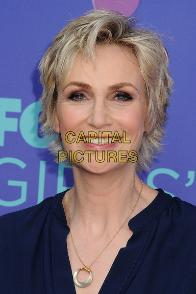 9 June 2014 - North Hollywood, California - Jane Lynch. FOX's &quot;Girls Night Out&quot; Q &amp; A and Champagne Bar Reception held at the Leonard H. Goldenson Theatre.  <br /> CAP/ADM/BP<br /> &copy;Byron Purvis/AdMedia/Capital Pictures
