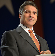 October 7, 2011  (Washington, DC)   *FILE Photo* Rick Perry  (Media Images International)