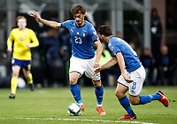 Soccer Football - 2018 World Cup Qualifications - Europe - Italy vs Sweden - San Siro, Milan, Italy - November 13, 2017 <br /> Italy's Manolo Gabbiadini in action during the FIFA World Cup 2018 qualification football match between Italy and Sweden at the San Siro Stadium in Milan on November 13, 2017.<br /> UPDATE IMAGES PRESS/Isabella Bonotto