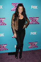LOS ANGELES, CA - DECEMBER 17: Khloe Kardashian at Fox's 'The X Factor' season finale news conference at CBS Televison City on December 17, 2012 in Los Angeles, California. Credit: mpi26/MediaPunch Inc. /NortePhoto