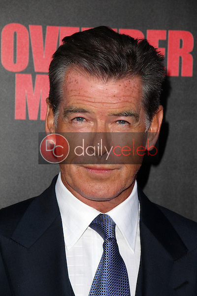 Pierce Brosnan<br /> at the &quot;The November Man&quot; World Premiere, TCL Chinese Theater, Hollywood, CA 08-13-14<br /> David Edwards/DailyCeleb.com 818-249-4998