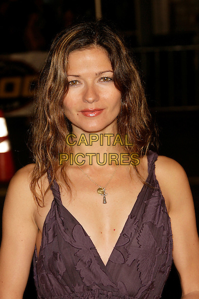 "JILL HENNESSEY.At the ""Shooter"" Los Angeles Premiere held at Mann Village Theatre, Westwood, California, USA, 08 March 2007..half length purple dress.CAP/ADM/ZL.©Zach Lipp/AdMedia/Capital Pictures."