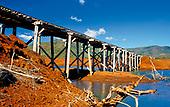 Pont Perignon, parc de la rivière bleue