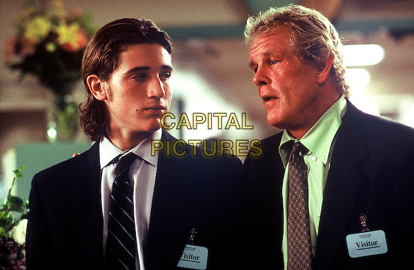 TREVOR MORGAN & NICK NOLTE.in Off the Black.*Editorial Use Only*.Ref: FB.www.capitalpictures.com.sales@capitalpictures.com.Supplied by Capital Pictures.
