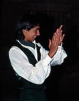 Flamenco in Jerez de la Frontera, Andalusien, Spanien