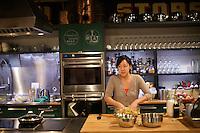 Food/Work - Dumpling-making class at Brooklyn Kitchen